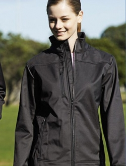 CJ1302 New Style Soft Shell Jacket Ladies