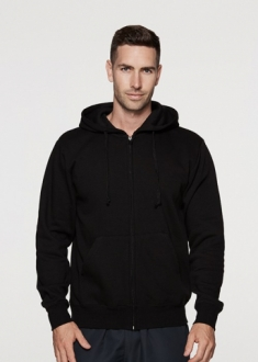 CRONULLA ZIP MENS HOODIES