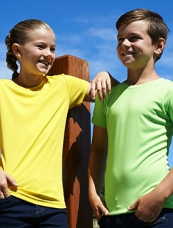 CT1424 Brushed Tee Shirt Kids