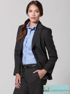 Comfort Wool Longline Ladies Jacket