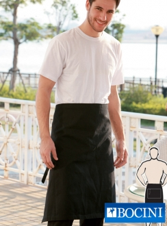 Cotton Drill THREE QUARTER APRON with POCKET