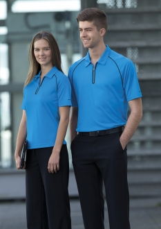 DGDP Dri Gear Dimension Polo Mens