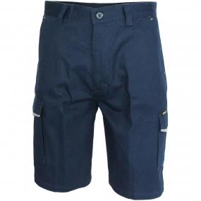 DNC 3381 Ripstop Cargo Shorts