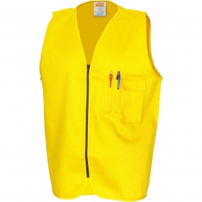 DNC 3403 Flame Resistant Cotton Safety Vest