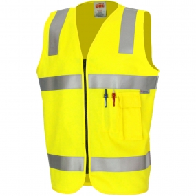 DNC 3410 Flame Retardant Vest with Tape