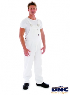 3111 DNC Cotton Drill Bib and Brace Overall