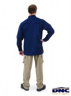 4535 DNC Duck Weave Island Cargo Pants