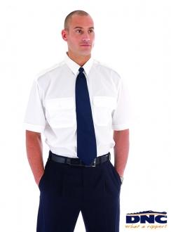 3213 DNC Epaulette S/S Shirt