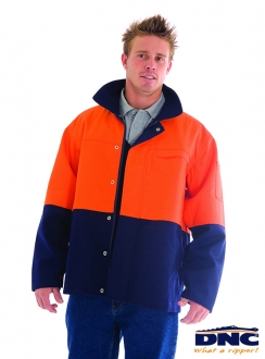 3431 DNC Flame Retardant Drill Welders Jacket