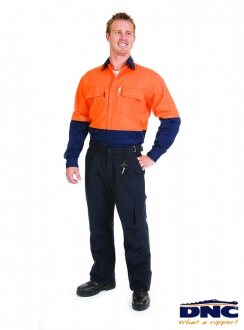 3332 DNC Hero Air Flow Canvas Cargo Pants