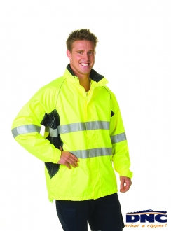 DNC HiVis Day/Night Between Season Contrast Jacket