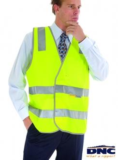 3803 DNC HiVis Safety Vest