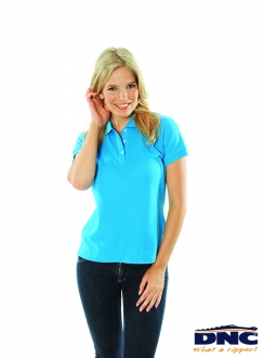 DNC Ladies Cotton Rich New York Polo