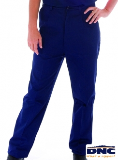 3321 Ladies Cotton Drill Pants