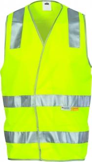 DTDNC HiVis Safety Vest