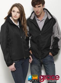 Escapade 100% Polyester Twill Jacket