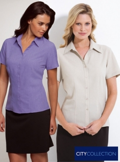Ezylin Ladies S/S Shirt
