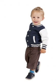 F160BB Varsity Jacket Kids
