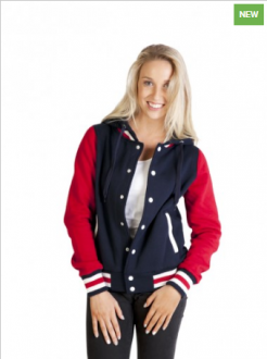 FB97UN Varsity Jacket Ladies/Junior