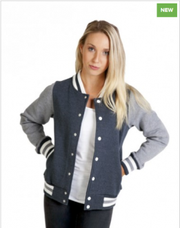 FO96UN Varsity Jacket Ladies/Junior