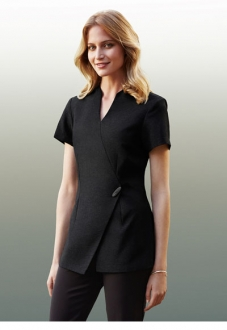 H630L Spa Wrap Tunic