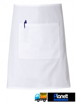 HALF APRON WITH POCKET