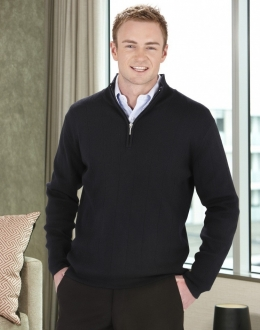 Half Zip Marino Rich Pullover