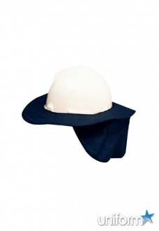 Large Backed Hard Helmet Brim