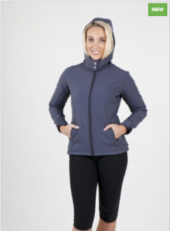 J483LD Tempest Soft Shell Hooded Jacket Ladies