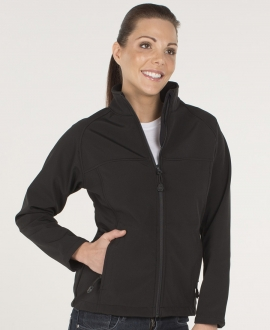 3LJ1 JB's Ladies Layer Soft Shell Jacket