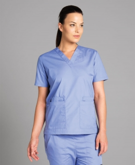 JB's Ladies Scrub Top