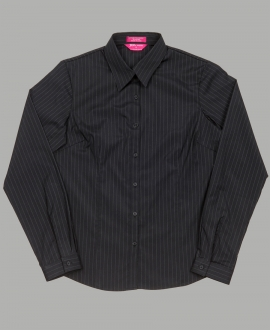 JB's Ladies Urban L/S Poplin Shirt