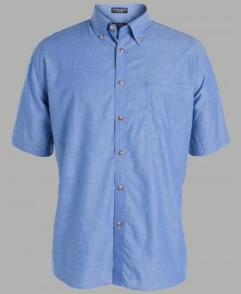 JB's S/S Indigo Shirt