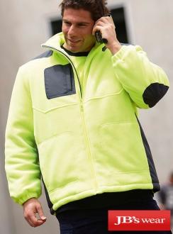 JBs HIVIS A.T Polar Jacket