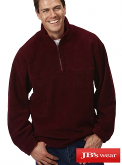 JBs Half Zip Polar Jumper
