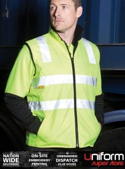 JBs HiVis (D+N) Reversible Vest