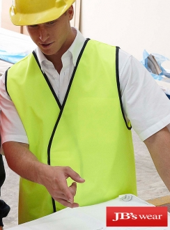 JBs Hi Vis Safety Vest