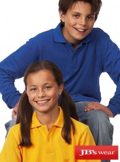 JBs Kids L/S 210 Polo