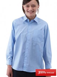 JBs Long Sleeve School Shirt
