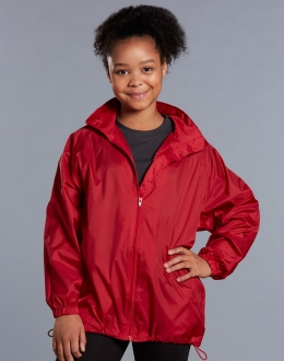 JK10K Kids Spray Jacket in a pouch