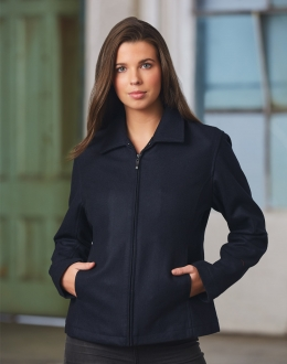 JK14 Ladies Wool Blend Corporate Jacket