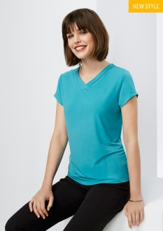 K819LS Lana Ladies S/S Top