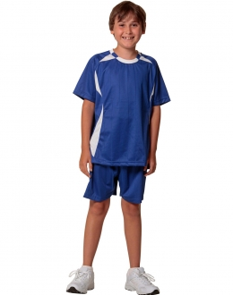 Kids Shoot Soccer Shorts