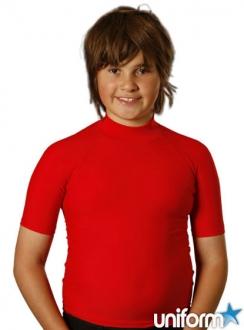 Kids Short Sleeve Rashie
