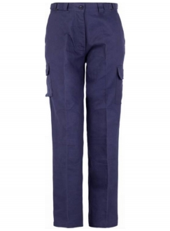 Ladies Cotton Drill Trousers