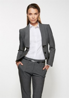 Como Ladies Cropped Jacket