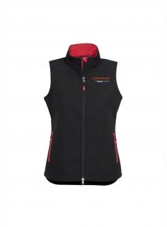 Ladies Softshell Vest