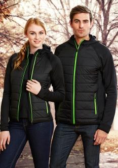 Ladies Stealth Tech Hoodie Jacket