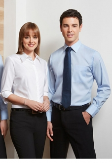 Luxe Premium Cotton Shirt
