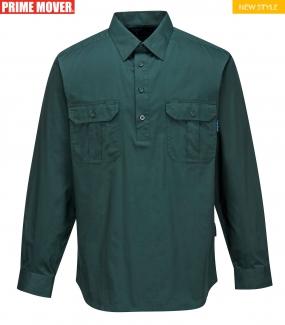 MC903 Adelaide Shirt, Long Sleeve, Light Weight